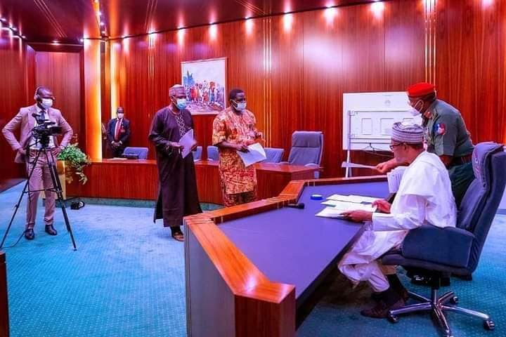 Ignored Lekki Toll Gate Shooting, 27 Take-home Points From Address of President Buhari