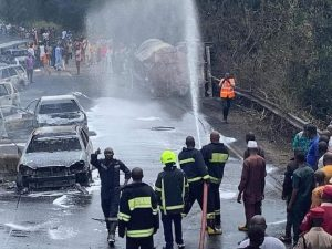 Many Feared Dead in Osun Tanker Explosion